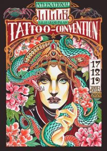 International Lille Tattoo Convention